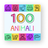 100 animali